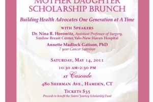 2011 Mother-Daughter Scholarship Brunch