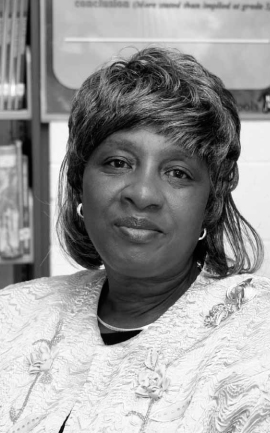Reverend Barbara Beauford Image