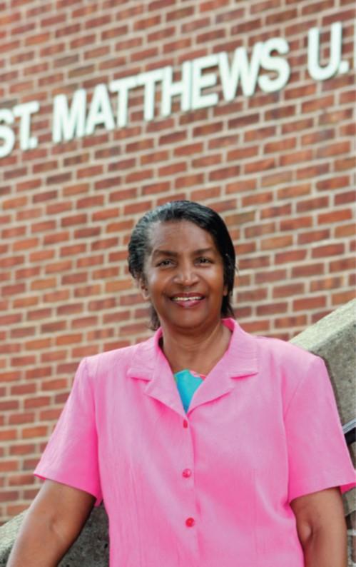 Minister Rosa White's Photo